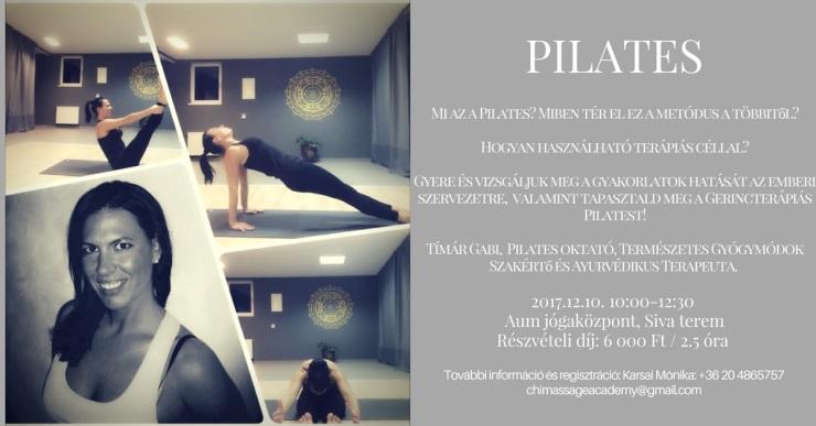 Pilates magyar