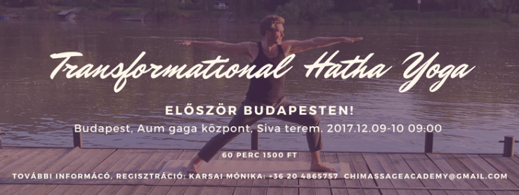 Transformational Hatha Yoga Bp_Siva