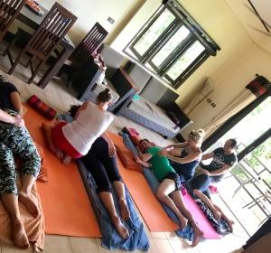Healing Hands workshop, Koh Phangan, Thailand